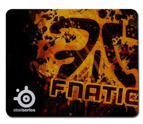 Extremely well built mousepad with gamers in mind.