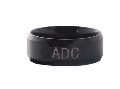 League Of Legends ADC Rings