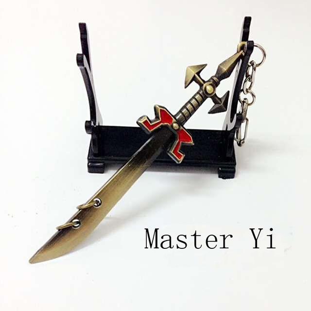 Master Yi Weapon