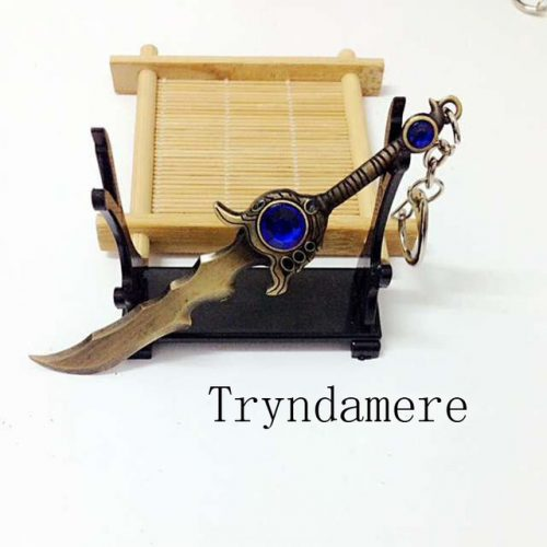 Tryndamere Weapon