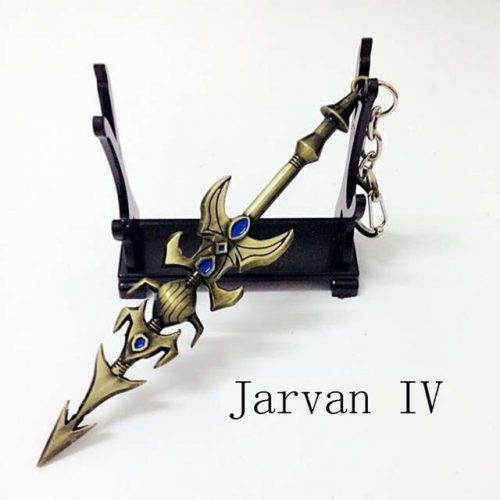Jarvan IV Weapon