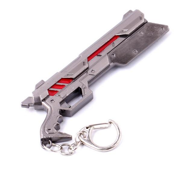 Lucian Gun Weapon Keychain 3