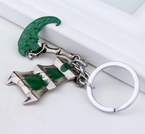Thresh Hook With Lantern Keychain 3