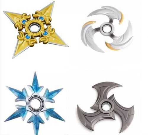 League Of Legends Fidget Spinner