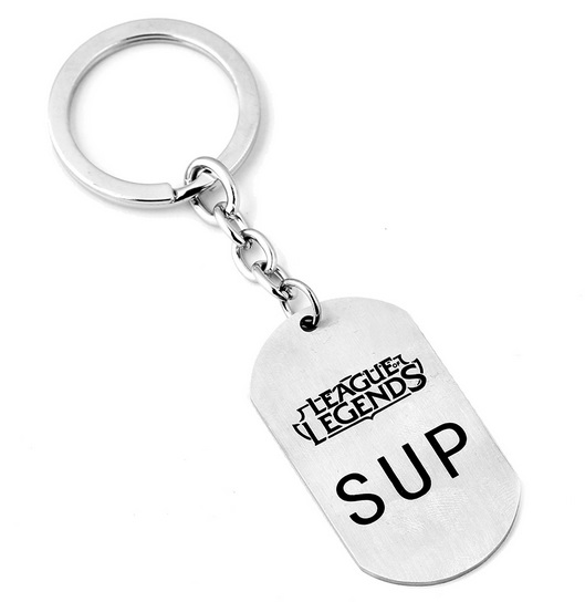 Support Role Keychain