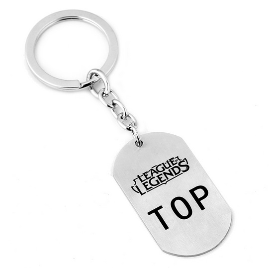 TOP Role Keychain