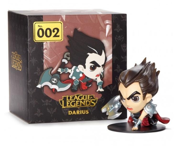 Box Darius Action Figure