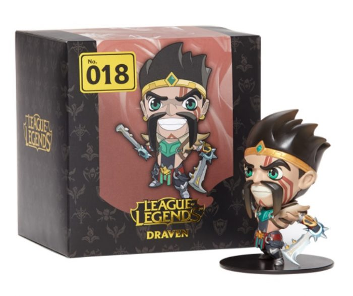 Box Draven Action Figure