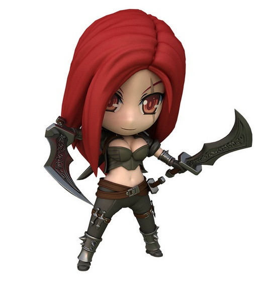 Katarina Action Figure 1