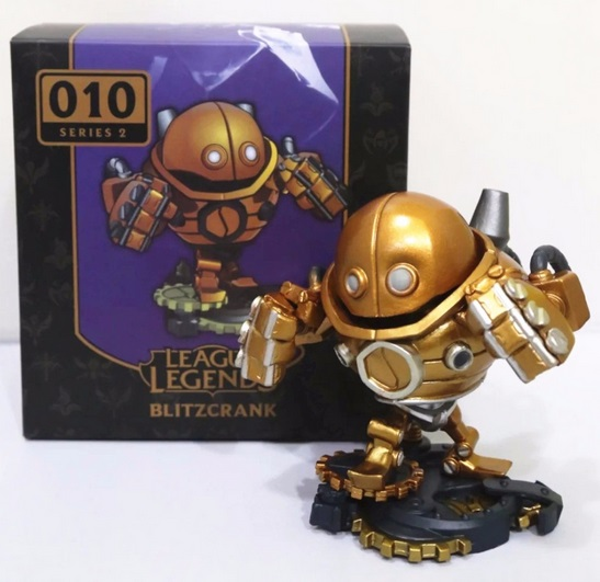 Box Blitzcrank Action Figure Classic