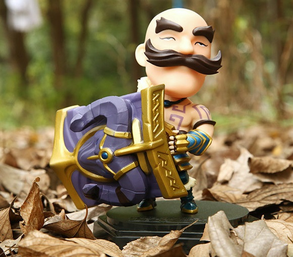 Braum Action Figure 1
