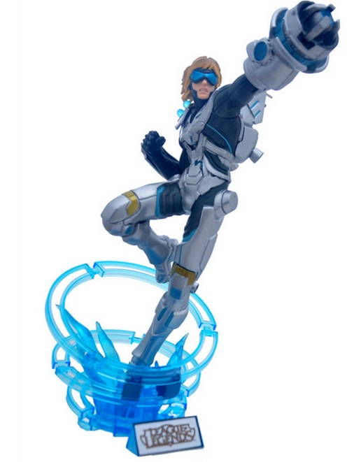 Pulsefire Ezreal Action Figure 1