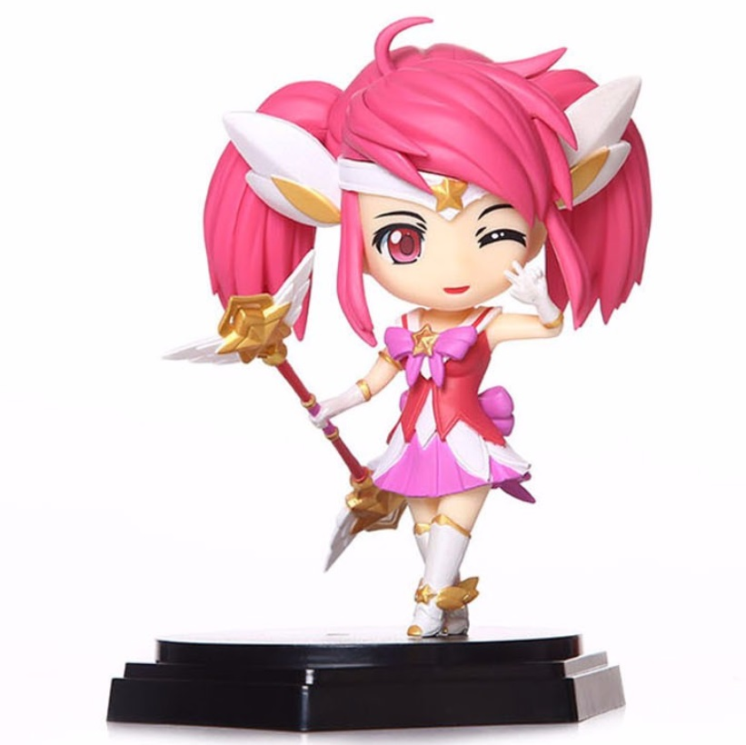 Star Guardian Lux Action Figure 2