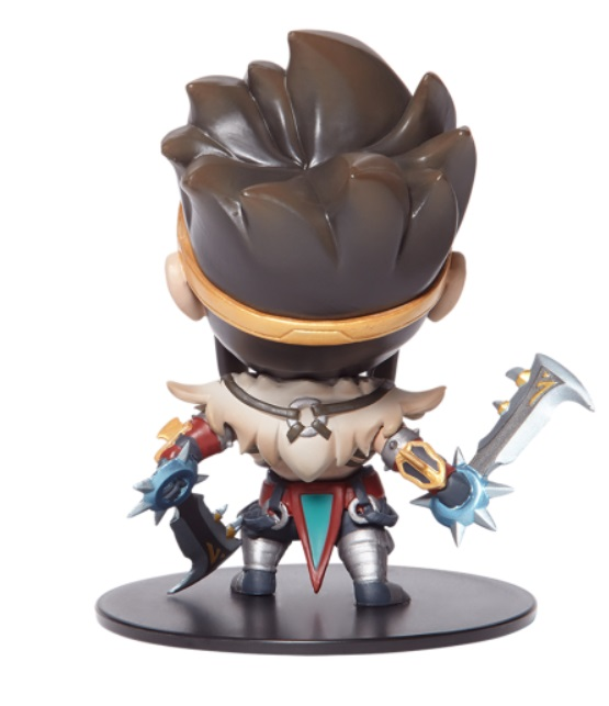 Draven Action Figure 2