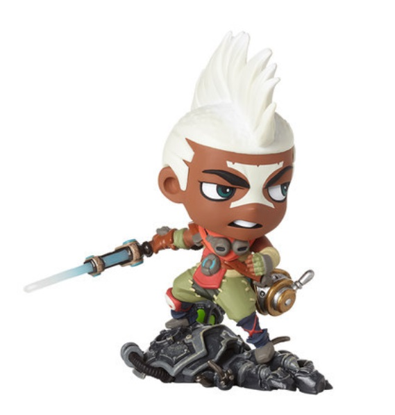 Ekko Action Figure 1