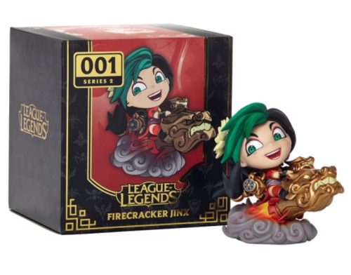 Box Firecracker Jinx Action Figure