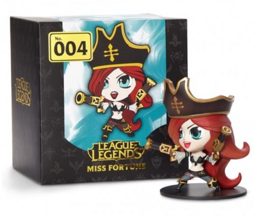 Box Miss Fortune Action Figure