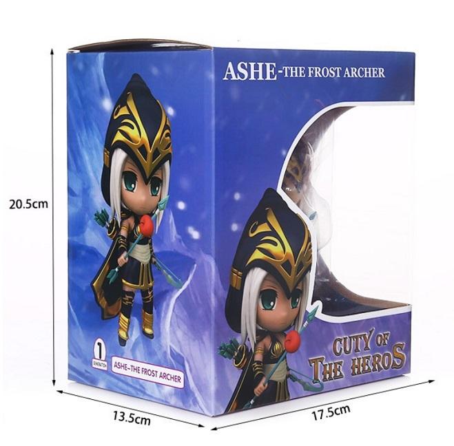 Box Ashe Action Figure