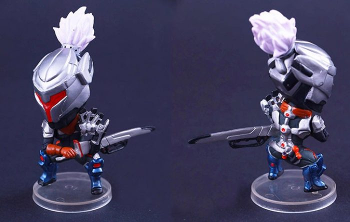 Project Yasuo Action Figure
