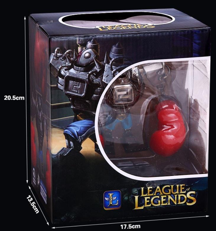 Box Blitzcrank Figure