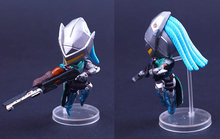 Project Lucian Action Figure