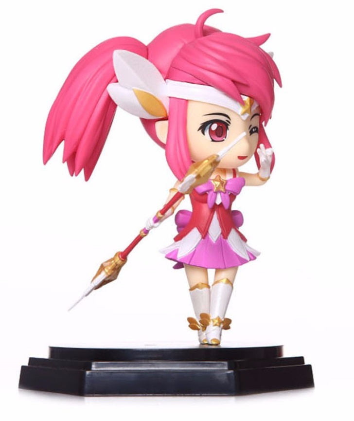 Star Guardian Lux Action Figure 5