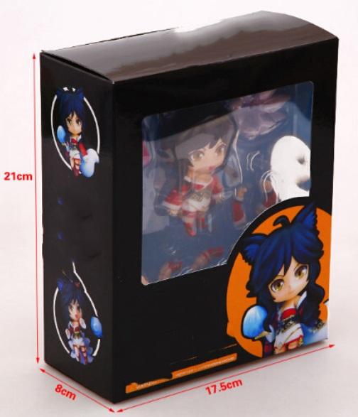 Ahri Action Figure Box