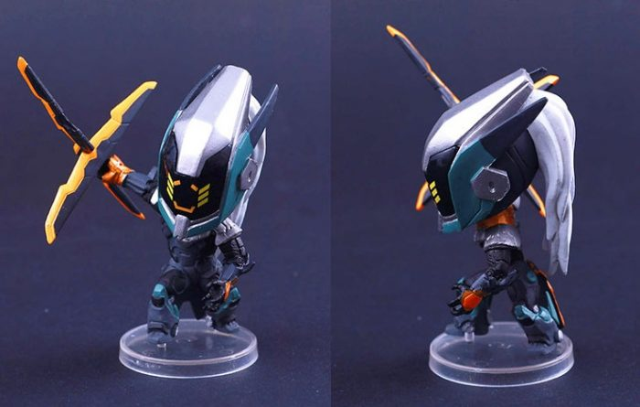Project Master Yi Action Figure