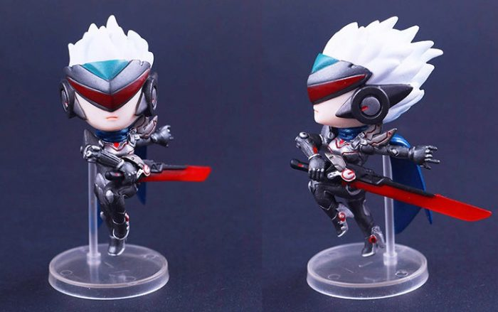 Project Fiora Action Figure