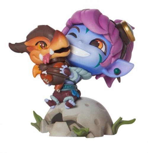 dragon trainer tristana action figure 1