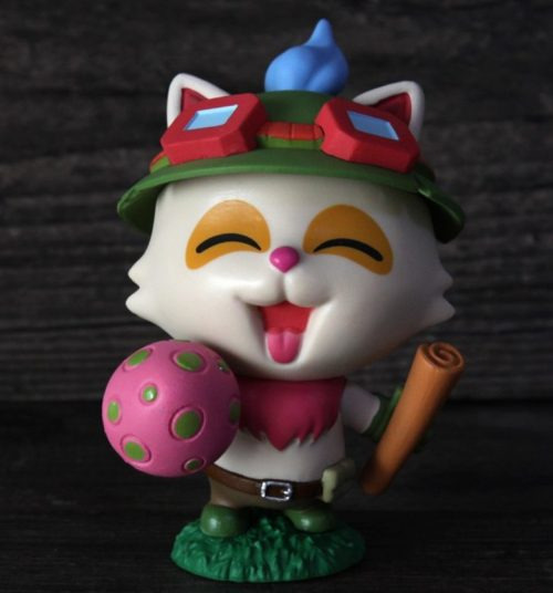 Teemo Action Figure 1