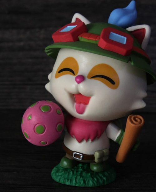 Teemo Action Figure 2