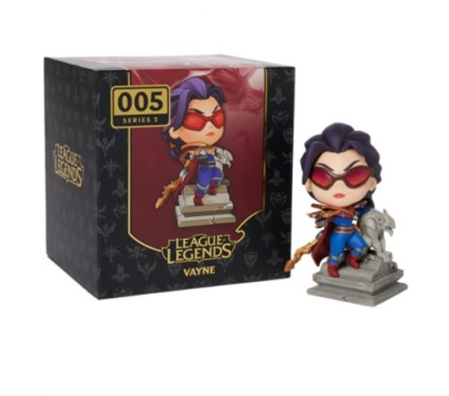 Box Vayne Action Figure