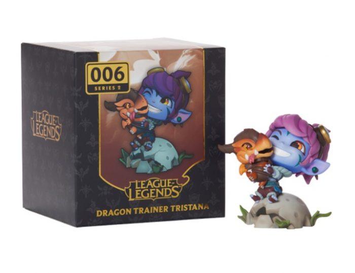 Box dragon trainer tristana action figure