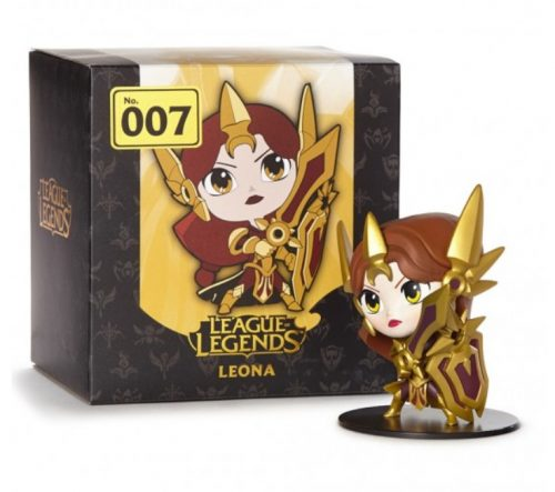 Box Leona Action Figure