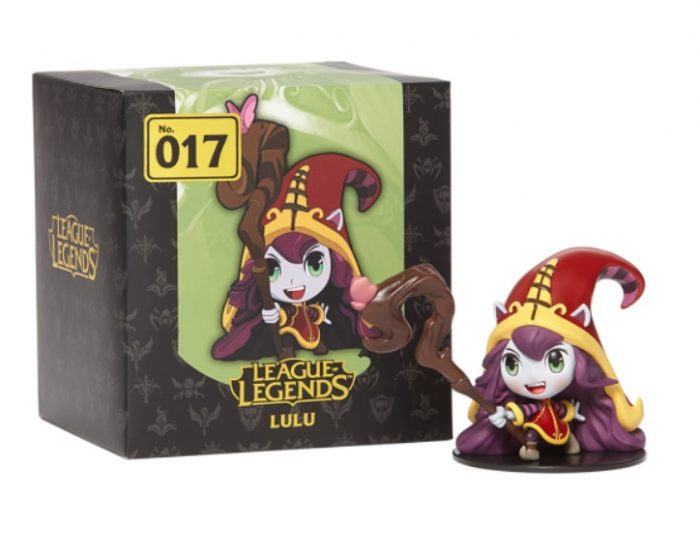 Box Lulu Action Figure