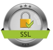 256-Bit Encrypted And SSL Certified