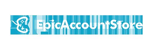 EpicAccountStore Footer Logo