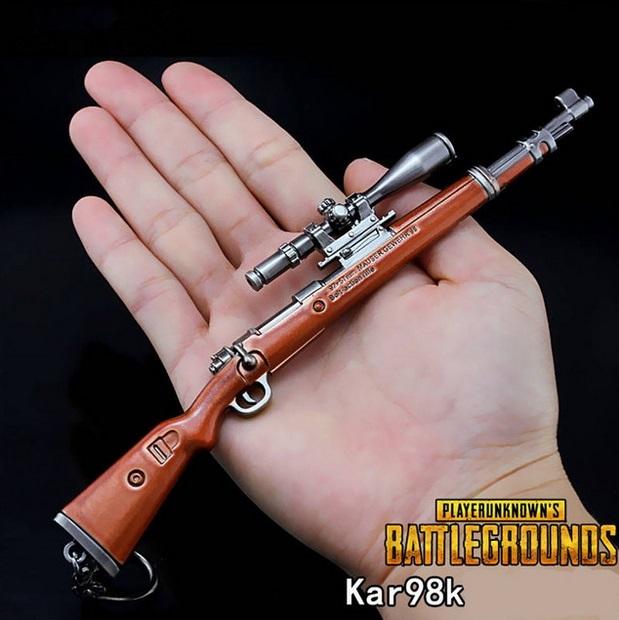 PUBG Orginal Kar98k Keychain