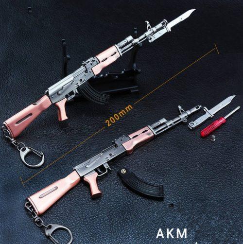 PUBG AKM Keychain