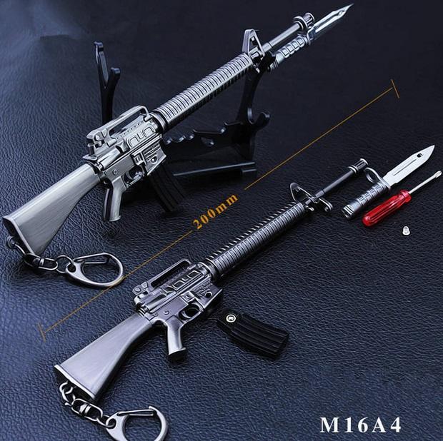 PUBG M16A4 Keychain